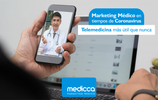 Marketing Médico en tiempos de Coronavirus